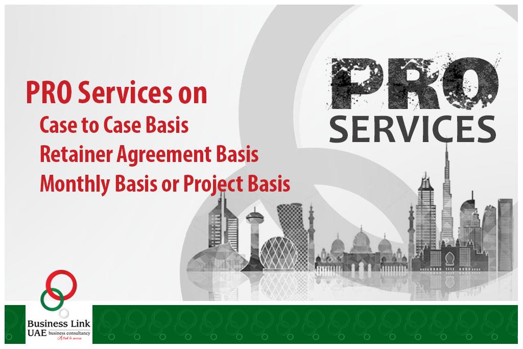 Corporate pro services PRO-Services