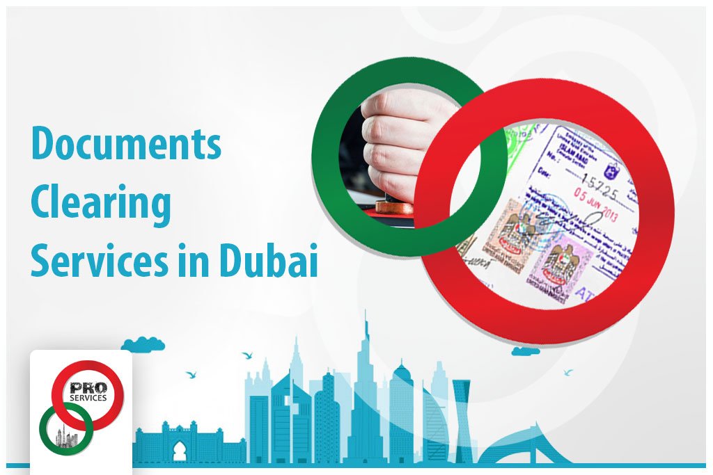 documents clearing services in dubai